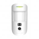 Ajax MotionCam Датчик движения с фотокамерой белый