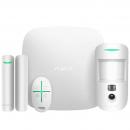 Ajax StarterKit Cam Комплект беспроводной сигнализации Белый