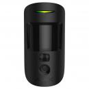 Ajax MotionCam Датчик движения с фотокамерой черный