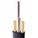 Оптический кабель ОК/Д2-Т, 1 волокно, 1 кН, круглый