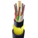 Оптический кабель ОКА-М4П, 4 волокна, 3 кН, одна оболочка