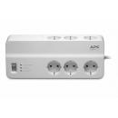 APC PM6-RS Essential SurgeArrest Сетевой фильтр 6 розеток