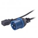 APC AP9876 Сетевой шнур C19 – IEC309