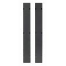 APC AR7581A 750 мм Крышки с шарнирами для вертикального кабельного органайзера NetShelter SX
