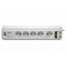 APC PM5U-RS Essential SurgeArrest Сетевой фильтр 5 розеток