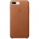 Apple Кожаный чехол для iPhone 8 Plus/7 Plus, золотисто-коричневый цвет