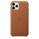 Apple Кожаный чехол для iPhone 11 Pro, золотисто‑коричневый цвет