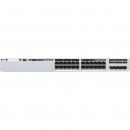 Cisco C9300L-24P-4G-E Коммутатор