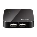 D-Link DUB-H4/D1A USB-концентратор