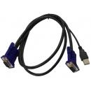 D-Link DKVM-CU/B1A KVM-кабель