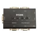 D-Link DKVM-4U/C1B KVM-переключатель