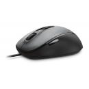 Microsoft Comfort 4500 Black (1000dpi, BlueTrack™, USB, 5btn+Roll ) Retail