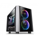E-ATX THERMALTAKE Level 20 XT Корпус, Micro-Tower, без БП, черный CA-1L1-00F1WN-00