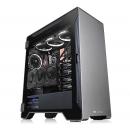 ATX THERMALTAKE Premium A500 TG Корпус , Midi-Tower, без БП, черный CA-1L3-00M9WN-00