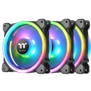 Thermaltake Riing 14 RGB Radiator Fan  Комплект вентиляторов  TT Premium Edition [CL-F051-PL14SW-A]