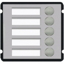 Dahua DH-VTO2000A-B5 Вызывная панель с 5-ю кнопками