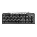 Defender HM-830 RU Проводная клавиатура