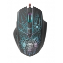 Defender Проводная игровая мышь Doom Fighter GM-260L