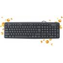 Defender Проводная клавиатура Element HB-520 PS/2 RU