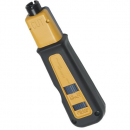 Fluke Networks 10061501 Ударный инструмент D914S с лезвием 66 и 110 типа Eversharp и лезвием Free Blade