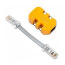 Fluke Networks 10230101 Адаптер для подключения к линии 8 контактов с вилкой
