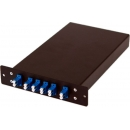 GIGALINK GL-MX-BOX-1310-1450 Металлический корпус для CWDM мультиплексора