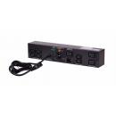 GIGALINK GL-UPS-OL-RPDU-216 Байпас на IEC C19*2 + IEC C13*6