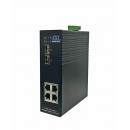 GIGALINK GL-SW-F203-04PSG-I Коммутатор управляемый L2 индустриальный