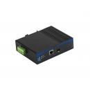 GIGALINK GL-MC-UTPG-SFPG-FP-I Оптический медиаконвертер индустриальный UTP-SFP