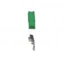 GIGALINK ANDERSON-45A(G) Разъём ANDERSON 45A зеленый