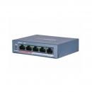 Hikvision DS-3E0105P-E/M(B) РОЕ коммутатор