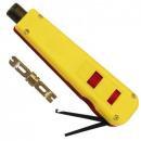 Hyperline HT-3133TB Инструмент для заделки витой пары (в комплекте нож HT-13TB)