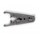 Hyperline HT-S501A Инструмент для зачистки и обрезки кабеля витая пара (UTP/STP) и телефонного кабеля диаметром 3.2 -9.0 мм