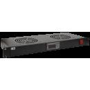 """ITK 19"""" вентиляторный модуль 1U 4 вентилятора с цифровым термостатом"""