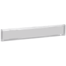 ITK Панель маркировоч. на 10 пар плинтов аналог Krone, серый