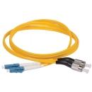 ITK Оптический (патч-корд), SM, 9/125 (OS2), FC/UPC-LC/UPC,(Duplex),3м