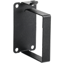 ITK Кольцо кабельное 70x88 мм с площадкой (компл. 4шт), черное