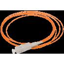 ITK Оптический коммутационный монтажный шнур (пигтейл), для многомодового кабеля (MM), 50/125 (OM2), SC/UPC, LSZH, 1,5м