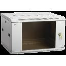 ITK Шкаф LINEA W 15U 600x600 мм дверь стекло, RAL7035