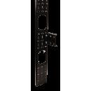 ITK Вертикальный кабельный органайзер 42U, 150x12мм, черный