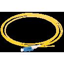 ITK Оптический коммутационный монтажный шнур (пигтейл), для одномодового кабеля (SM), 9/125 (OS2), LC/UPC, LSZH, 1,5м