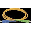 ITK Оптический (патч-корд), SM, 9/125 (OS2), SC/UPC-SC/APC,(simplex),1м
