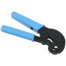 ITK Инструмент обжимной для коаксиального кабеля