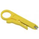 ITK Инструмент для зачистки, обрезки и заделки 110 витой пары