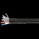 ITK LC3-C5E04-379 кабель для внешней прокладки FTP (305м)