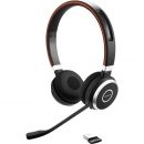Jabra Evolve 65 MS Duo 6599-823-309 Гарнитура