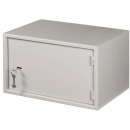NETLAN EC-WS-075240-GY Настенный антивандальный шкаф