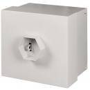 NETLAN EC-WS-095650-GY Настенный антивандальный шкаф