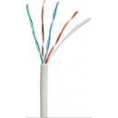NETLAN EC-UU004-3-PVC-GY-3 Кабель U/UTP