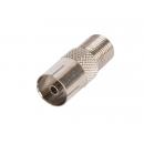 NETLAN EC-CC-F-PAL-FM-MT-100 Адаптер для коаксиальных кабелей (100 шт)